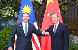 'Elder brother' is a personal term referring to my Chinese counterpart, not China, says Hisham