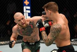 MMA-UFC's McGregor announces third fight with Poirier