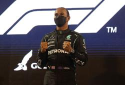 Motor racing-Hamilton's team ahead of Rosberg's in Extreme E qualifying