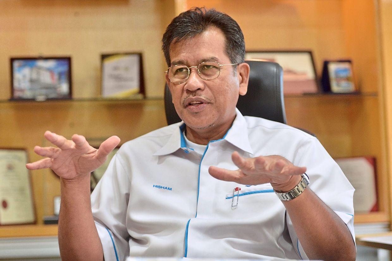 Malaysia is looking into new ways of securing water for our future, says Datuk Nor Hisham Mohd Ghazali –RAJA FAISAL HISHAN/The Star