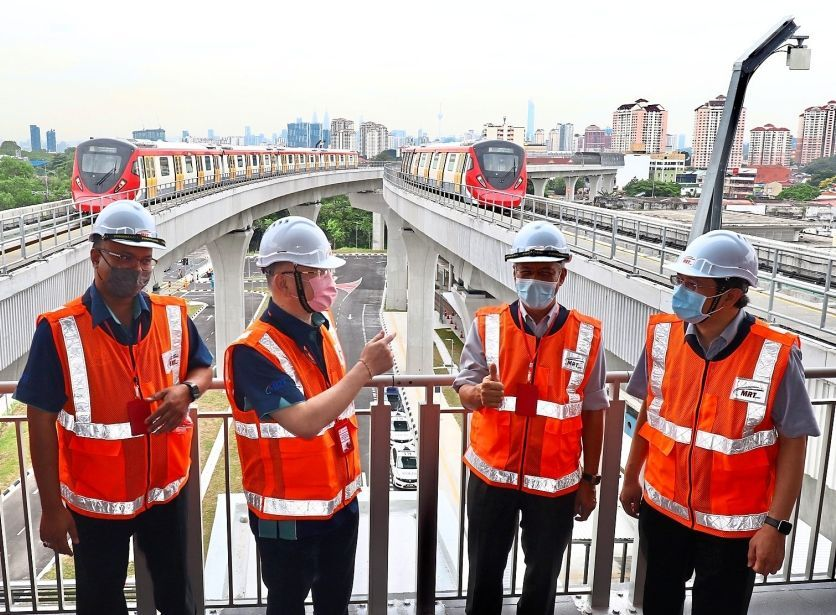 Third MRT line approved   The Star