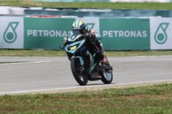 Eyes on Aiman after he pulls off surprise with fastest time