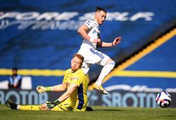 Soccer-Harrison helps Leeds to 2-1 win over Sheffield Utd