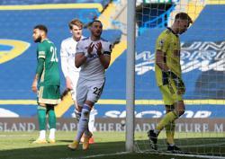 Soccer-Leeds winger Harrison credits psychologist after Blades win