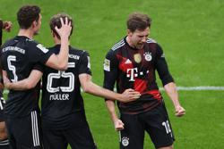 Soccer-Efficient Bayern beat Leipzig 1-0 to close in on Bundesliga title