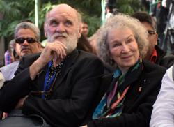 Birds as revelations: Atwood writes foreword for Gibson book