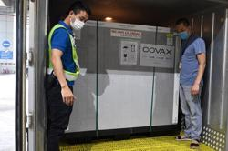 Taiwan receives first batch of Covid-19 vaccines through COVAX