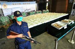 Hong Kong police make record-breaking 700kg cocaine bust; worth US$119mil (RM492 million)