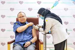 Brunei Covid-19 national vaccination programme kicks-off smoothly