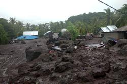Floods, landslides kill dozens in Indonesia and East Timor; thousands displaced from homes