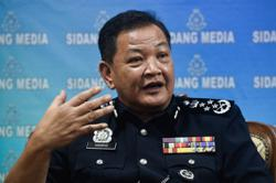 IGP: Statements recorded from more than four people over Undi18 protest