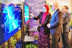 Brunei launches 5G pilot project to further digital economy