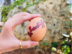 Easter eggs a symbol of defiance for Myanmar protesters
