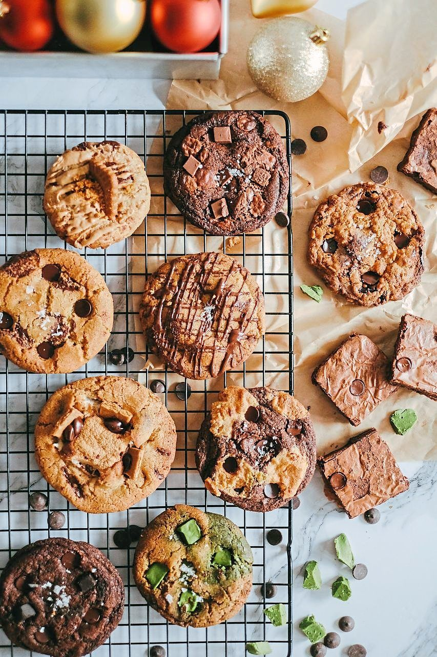 While there are now a multitude of cookie businesses in the online sphere, many still cannot keep up with demand. Photo: CATHERINE CHAN