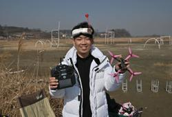 Top flight: South Koreas 18-year-old world drone champion