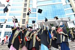 University holds 27th convocation ceremony following strict SOP