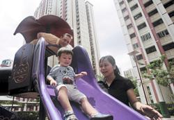 HDB resale price rise 2.8% in the first-quarter