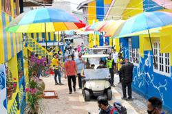 Raja of Perlis launches village transformation programme