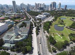 Metro Manila lockdown extended a week