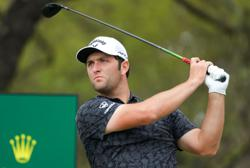 Golf: Rahm welcomes new son just in time for the Masters