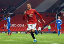 Soccer-Greenwood strikes as Man United recover to beat Brighton