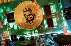 Cops foil electricity theft from bitcoin mining operation, seize 300 machines