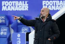 Soccer-City's Guardiola says squad rotation key to quadruple hopes