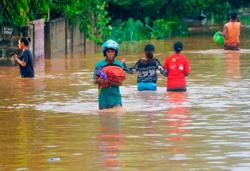 Tropical cyclone kills at least 97 in Indonesia, East Timor