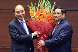 Vietnam swears in new prime minister and state president; unknown Pham Minh Chinh surprise pick for PM Post