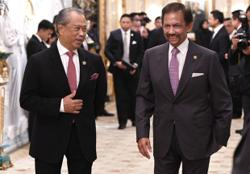 PM: Malaysia-Brunei ties set for greater heights