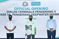 Dialog launches phase 3A Pengerang Deepwater Terminals