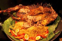 A taste of kampung dishes