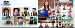 Class of 2021 celebrates graduation via e-convocation