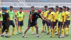 Players lack basic skills, says Arul