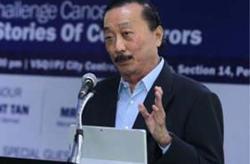 Vincent Tan steps back into non-executive role