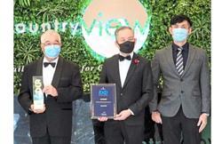 Resort living project wins award