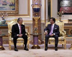 Sultan lauds Brunei, Malaysia strong bilateral ties and says both will continue maintaining friendly relationship