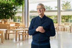 Apple chief Tim Cook talks of autonomous cars