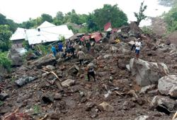 Indonesia, East Timor flood death toll surges past 150; more than 70 still missing, say officials