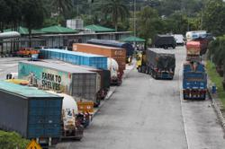 Give blacklisted lorry drivers a second chance, urges NGO