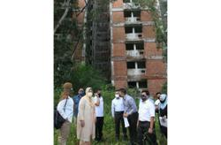 Highland Towers to be cleared, area to be turned into park, public area