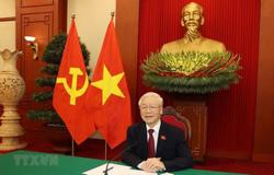 New figures in Vietnam's leadership transition - the four 'pillars' of the country