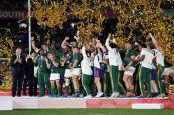 Springboks begin gearing up for British & Irish Lions series