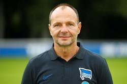 Hertha sack goalkeeping coach over comments on migration, homosexuals