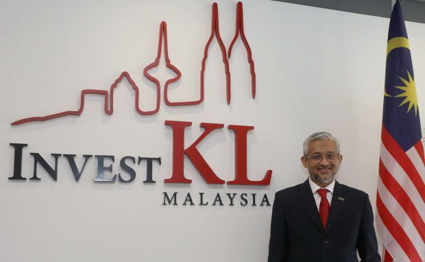 """With regard to investments that are going to other countries, we believe it depends on what that particular country's advantage is, "" said InvestKL CEO Muhammad Azmi Zulkifli."