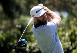 Johnson finding his game ahead of Masters title defence