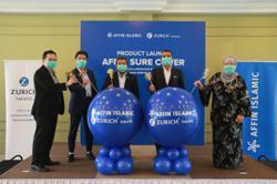 Affin Islamic partners Zurich Takaful to offer bancatakaful