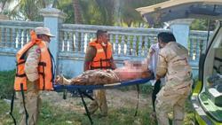 Pair killed on duty in Cambodia navy boat explosion