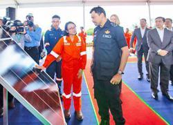 Brunei turns spotlight on renewable energy