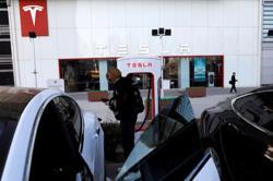 Tesla says the cameras in its cars aren't activated in China